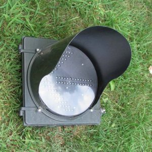 12 inch 1-section LED Traffic Signal