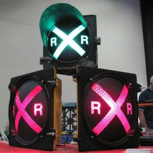 Novelty Railroad Signals